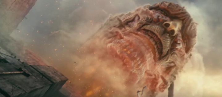 Кадры из фильма «Атака Титанов. Фильм Первый: Жестокий Мир» / 2015