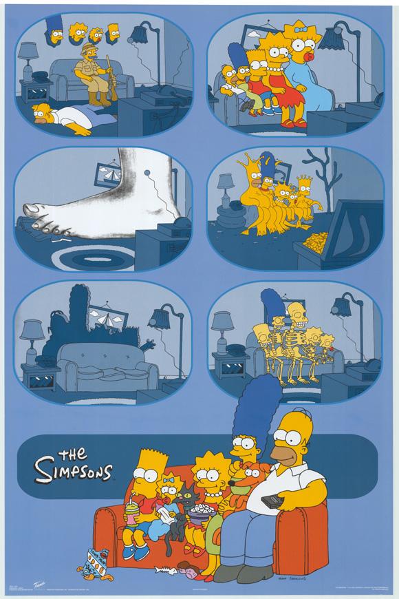 Симпсоны (simpsons) смотреть онлайн 1-2 , 21, 23 сезон