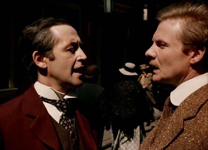 приключения шерлока холмс знакомство смотреть онлайн