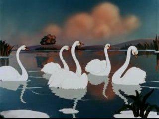 гадкий утенок мультфильм советский
