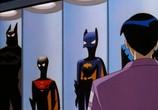 Сцена из фильма Бэтмен будущего / Batman Beyond: The Series (1999) Бэтмен будущего сцена 8
