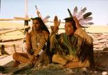 Сцена из фильма Танцующий с волками / Dances with Wolves (1990) Танцующий с волками