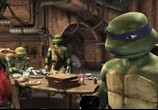 Сцена из фильма Черепашки ниндзя / TMNT / Teenage Mutant Ninja Turtles (2007) Черепашки ниндзя