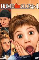 Постер к фильму Один дома 4