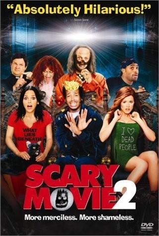 Постер к фильму очень страшное кино 2