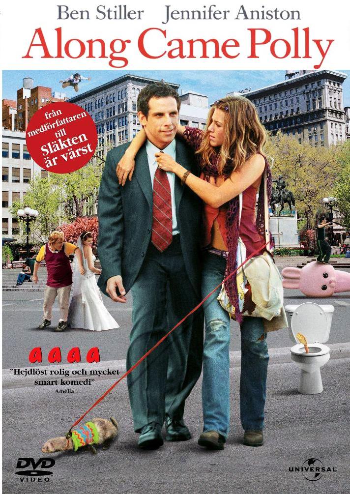 Скачать фильм А вот и Полли / Along Came Polly (2004) - Открытый ...