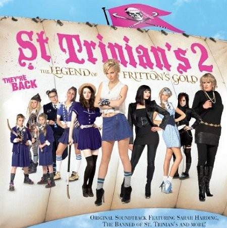 Одноклассницы 2 - Тайна пиратского золота (2009) (St. Trinians 2 - The Legend Of Fritton's Gold)