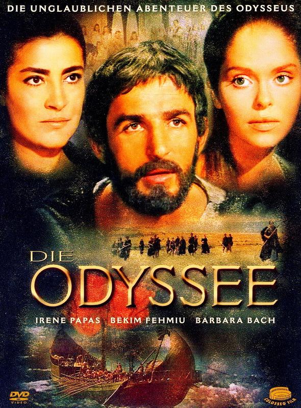 Смотреть фильм приключения одиссея