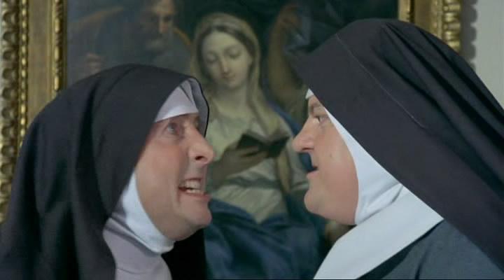 За монастырскими стенами порно фильм онлайн