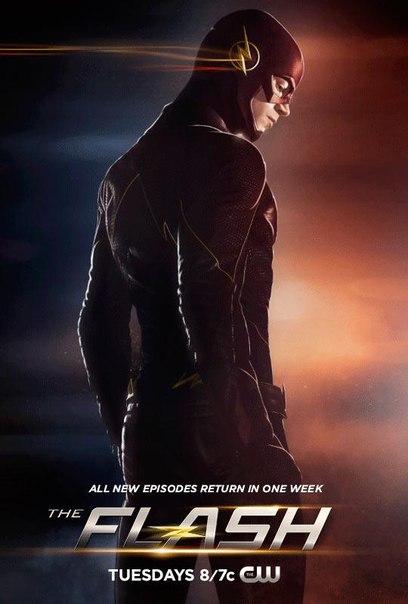 Флэш (2014) (The Flash)
