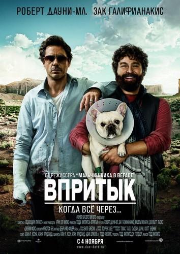 Впритык (2010) (Due Date)