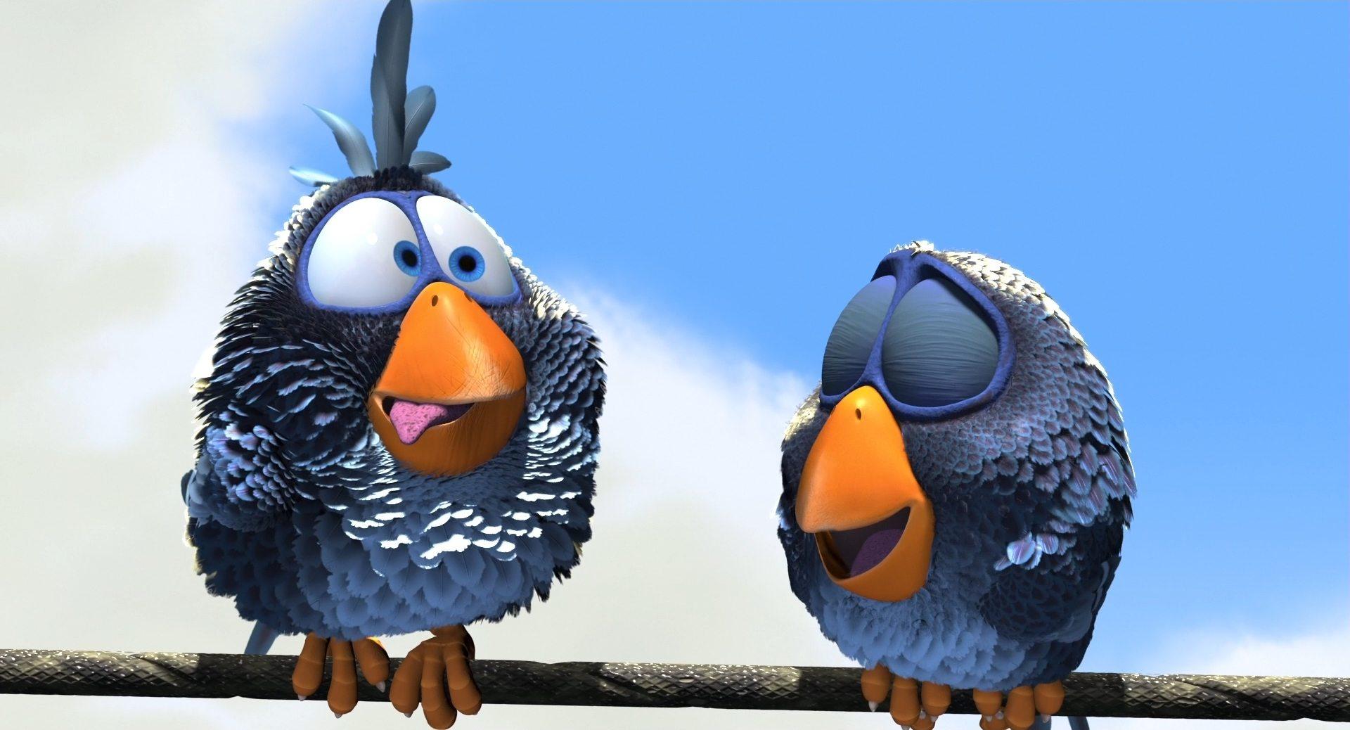 Bing: О птичках 2000