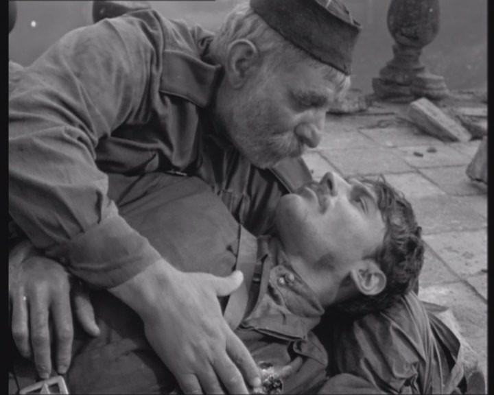 Про что фильм Отец солдата