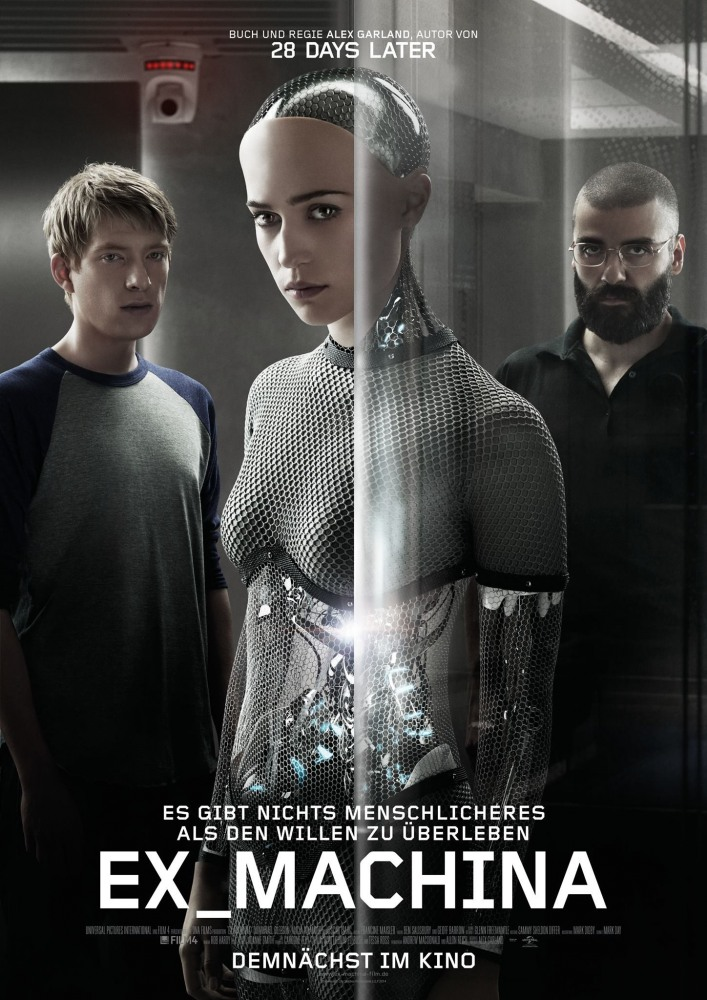 Из машины (2015) Ex Machina