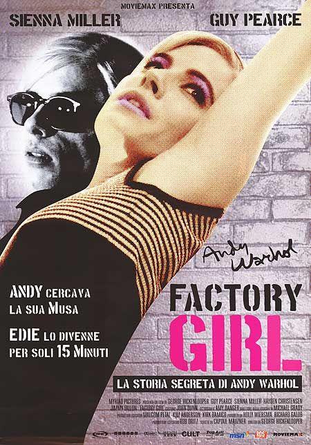 Скачать фильм Я соблазнила Энди Уорхола / Factory Girl (2006 ...
