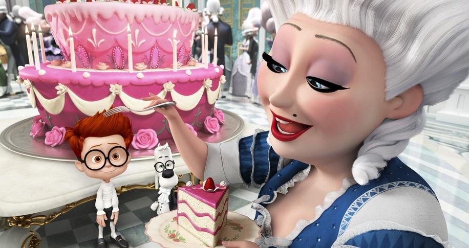 Приключения мистера Пибоди и Шермана (мультфильм, 2014, DVDScr, avi) - скачать бесплатно