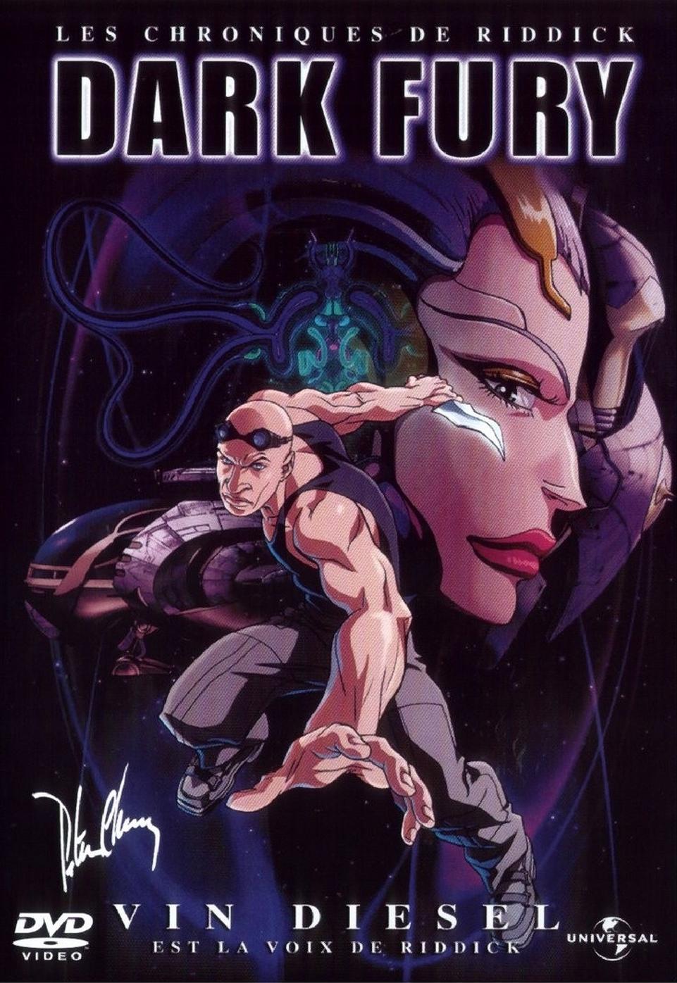 «Хроники Риддика: Темная Ярость» / 2004