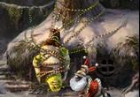 Сцена из фильма Шрек мороз, зеленый нос (Шрэк - Pождество) / Shrek the Halls (2007) Шрек - Pождество сцена 2