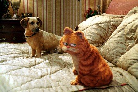 Мультфильм кот гарфилд 2