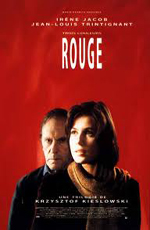 Три цвета: Красный (1994) (Trois couleurs: Rouge)