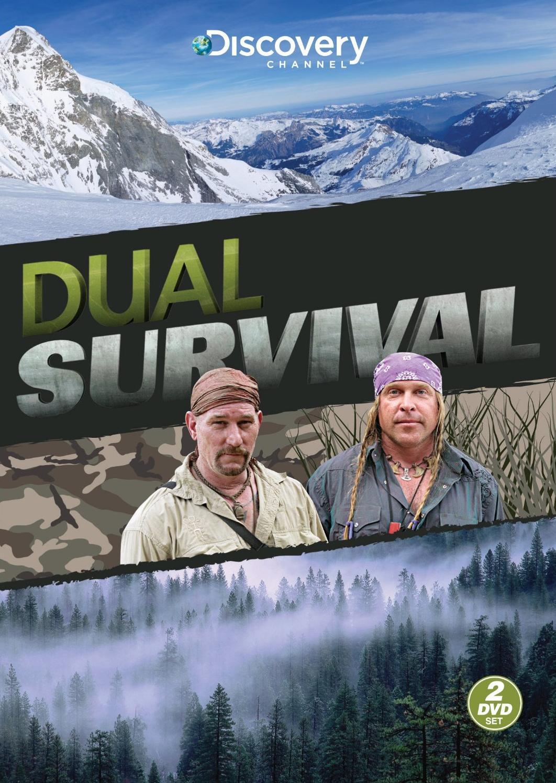 Сериал Выжить вместе / Dual Survival (сезон 5) смотреть онлайн