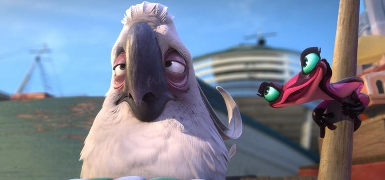 Скриншот фильма рио 2 rio 2 2014