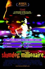 Постер к фильму Миллионер из трущоб