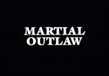 Сцена из фильма Полицейский вне закона / Martial outlaw (1993)