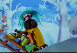 Сцена из фильма Муми-тролли и зимняя сказка / Muumien taikatalvi (2018)