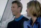 Сцена из фильма Открытое море / Open water (2004) Открытое море сцена 1