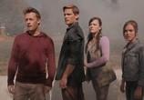 Сцена изо фильма Адский тайфун / Fire Twister (2015) Адский ураган сценическая площадка 0