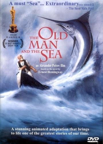 Постер к фильму старик и море