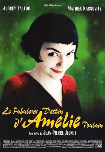 Амели (2001) (Le Fabuleux destin d'Amélie Poulain)