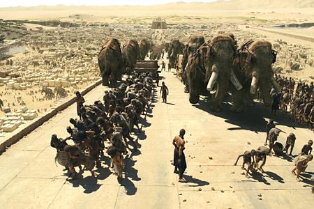 Кинофильм через торрент за 10 000 лет до нашей эпохи