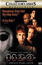 Постер к фильму Хэллоуин: 20 лет спустя