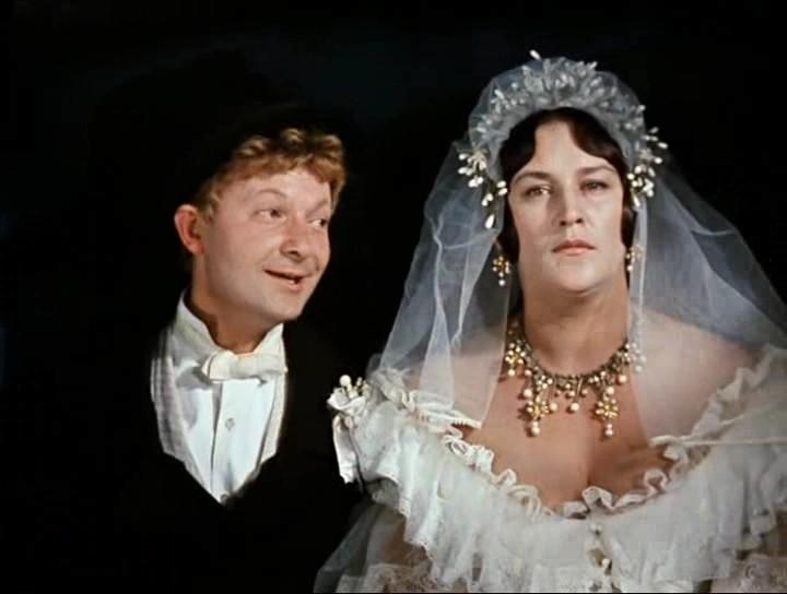 Бальзаминовые свадьбы