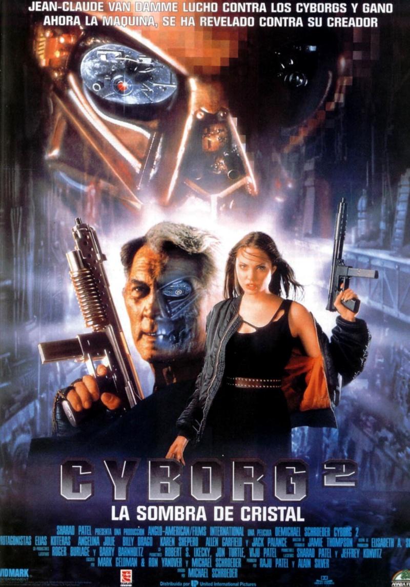 Киборг 2: Стеклянная тень (1993) (Cyborg 2)