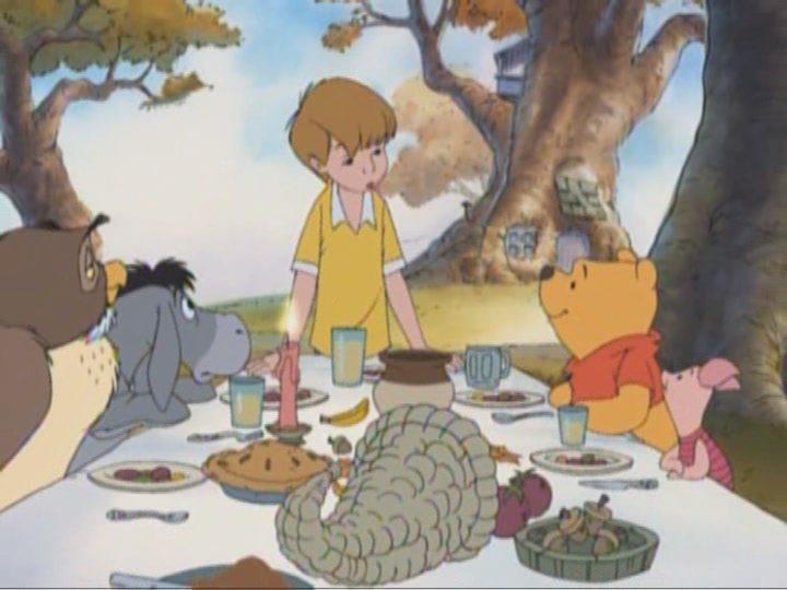 Винни пух время дарить подарки мультфильм 1999