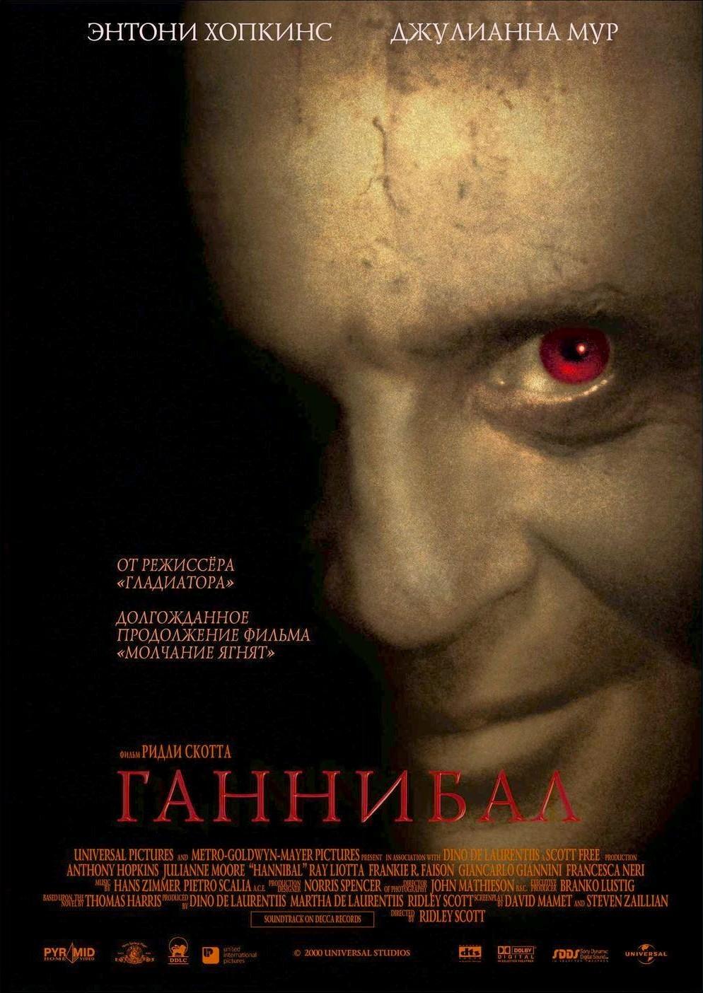 Ганнибал (2001) (Hannibal)