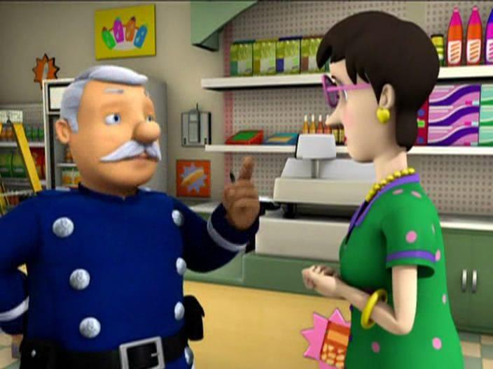 Пожарный сэм. Красная тревога (2009) смотреть онлайн или скачать.