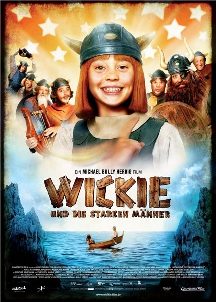 Вики, маленький викинг (2009) смотреть онлайн или скачать фильм.