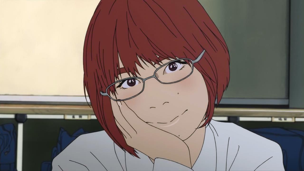 Картинки аниме цветы зла 7