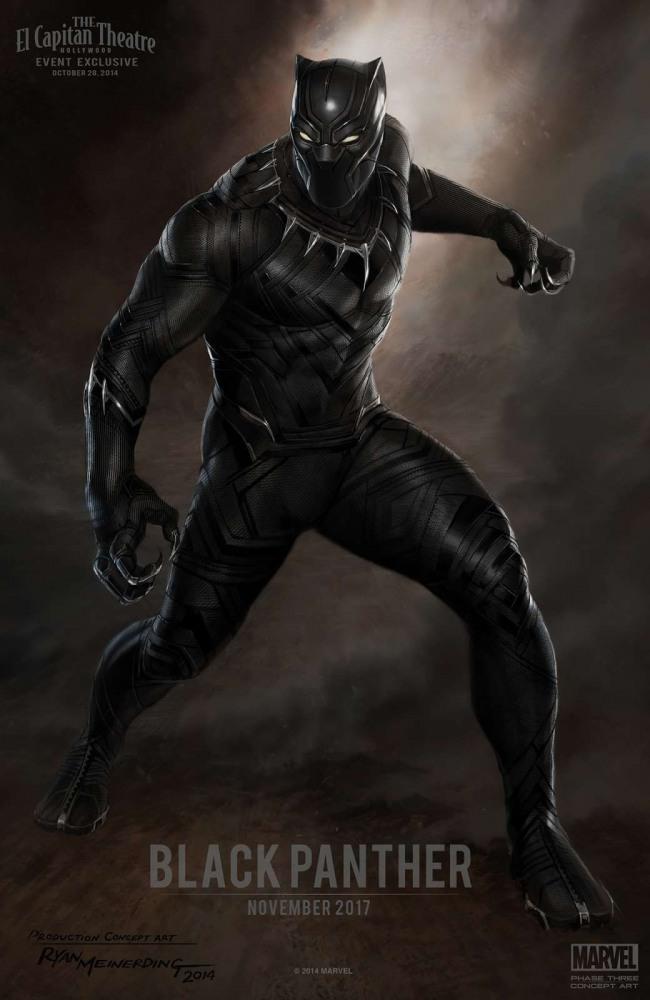 скачать черная пантера фото
