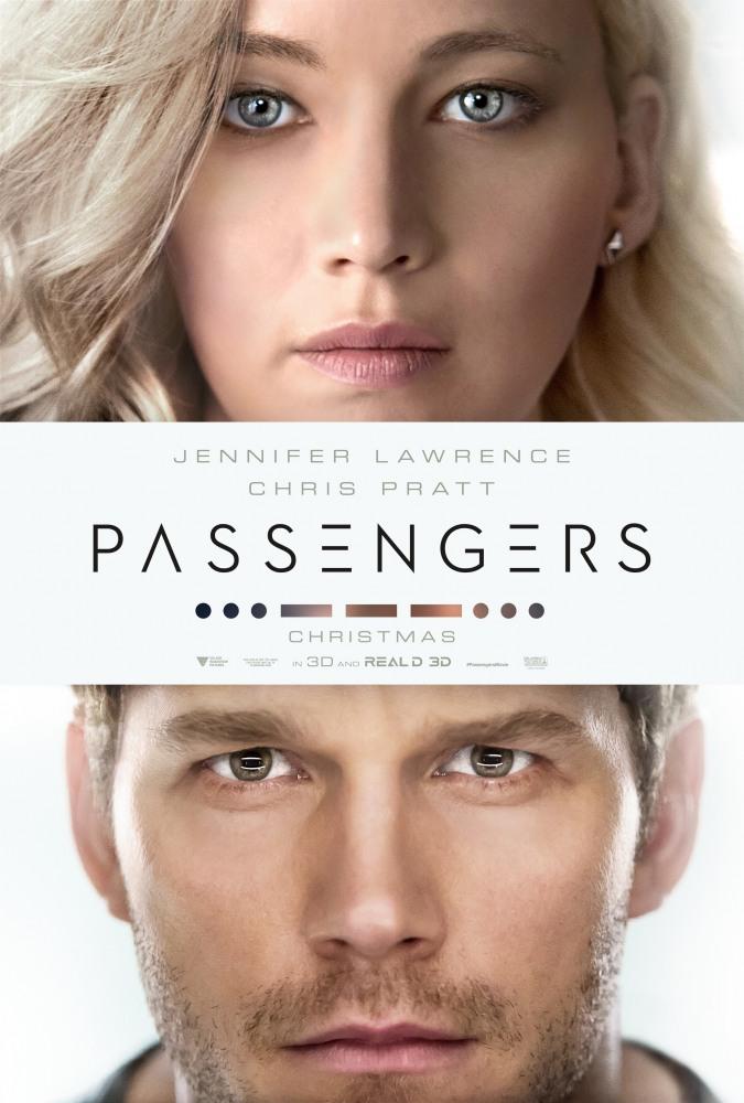Пассажиры (2016) смотреть фильм