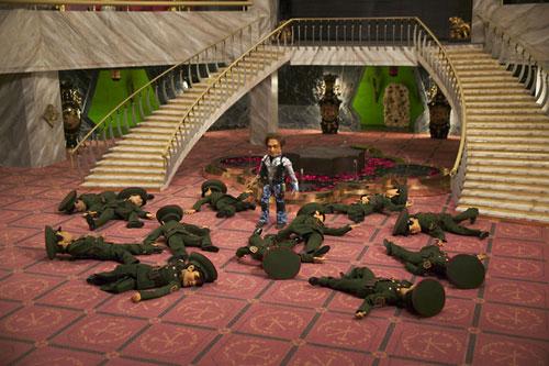 Отряд Америка Всемирная полиция (Гоблин) (фильм 2004) смотреть онлайн