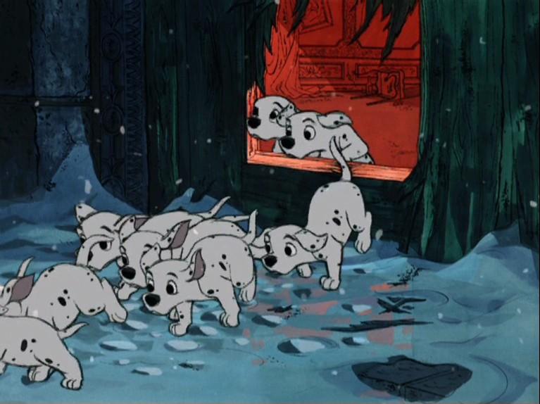 101 далматинец фото мультфильм