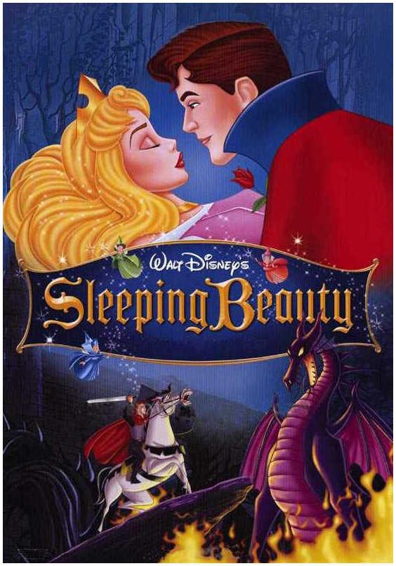 «Спящая Красавица» — 1959