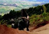 Сцена изо фильма Охота на динозавра / Supergator (2007)
