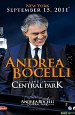 Постер к фильму Andrea Bocelli: Concerto. One Night in Central Park