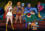 Сцена из фильма Хи-Мен и Ши-Ра: Рождественский выпуск / He-Man and She-Ra: A Christmas Special (1985)